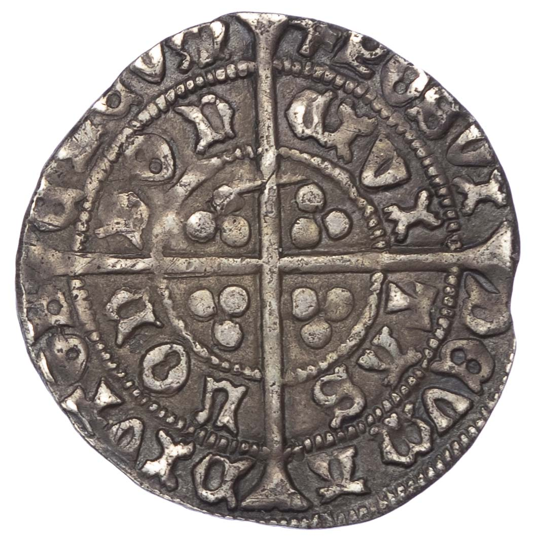 Edward IV (1471-83), Second reign, Groat, London, mule of types XIII/XII
