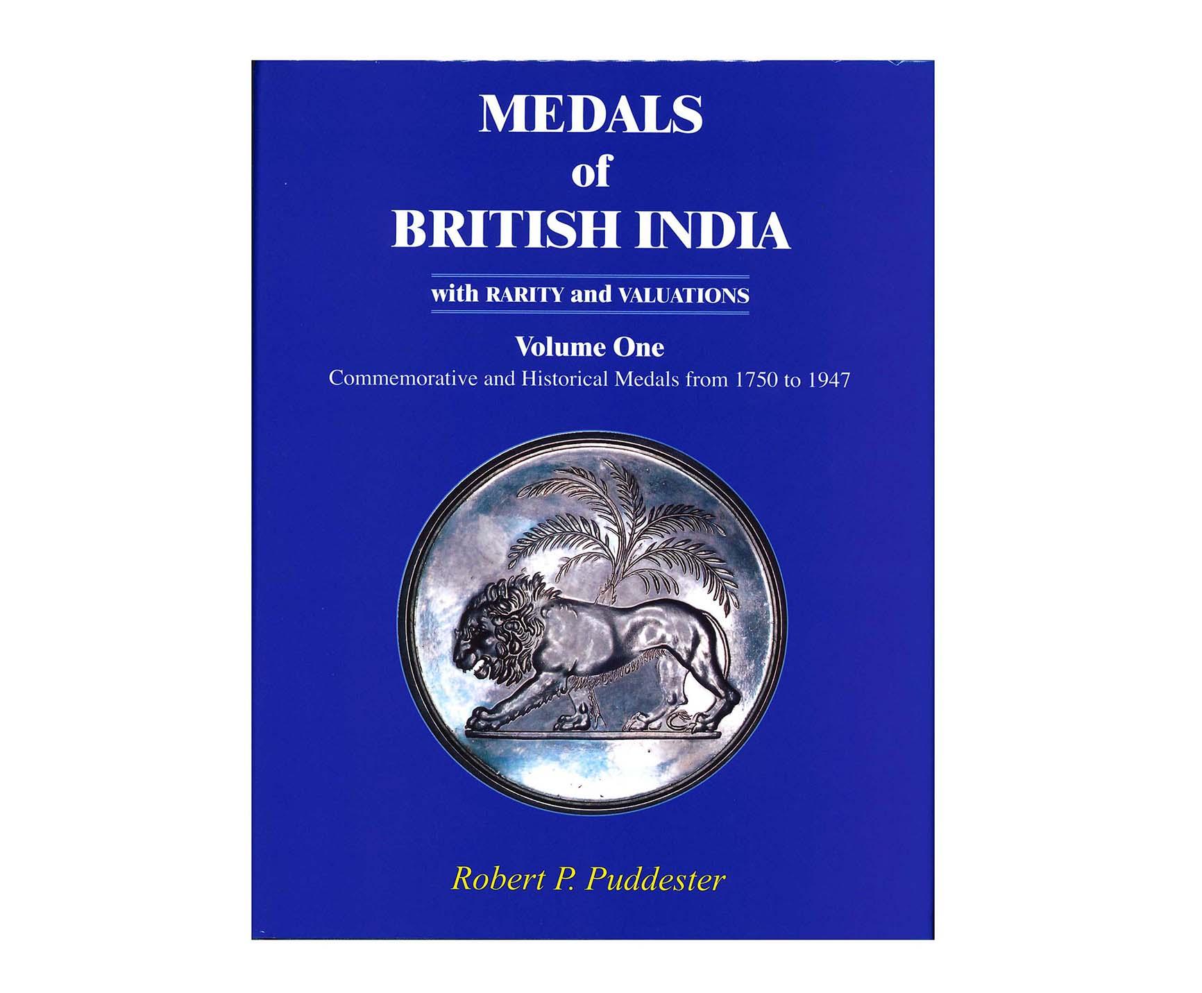Medals of British India