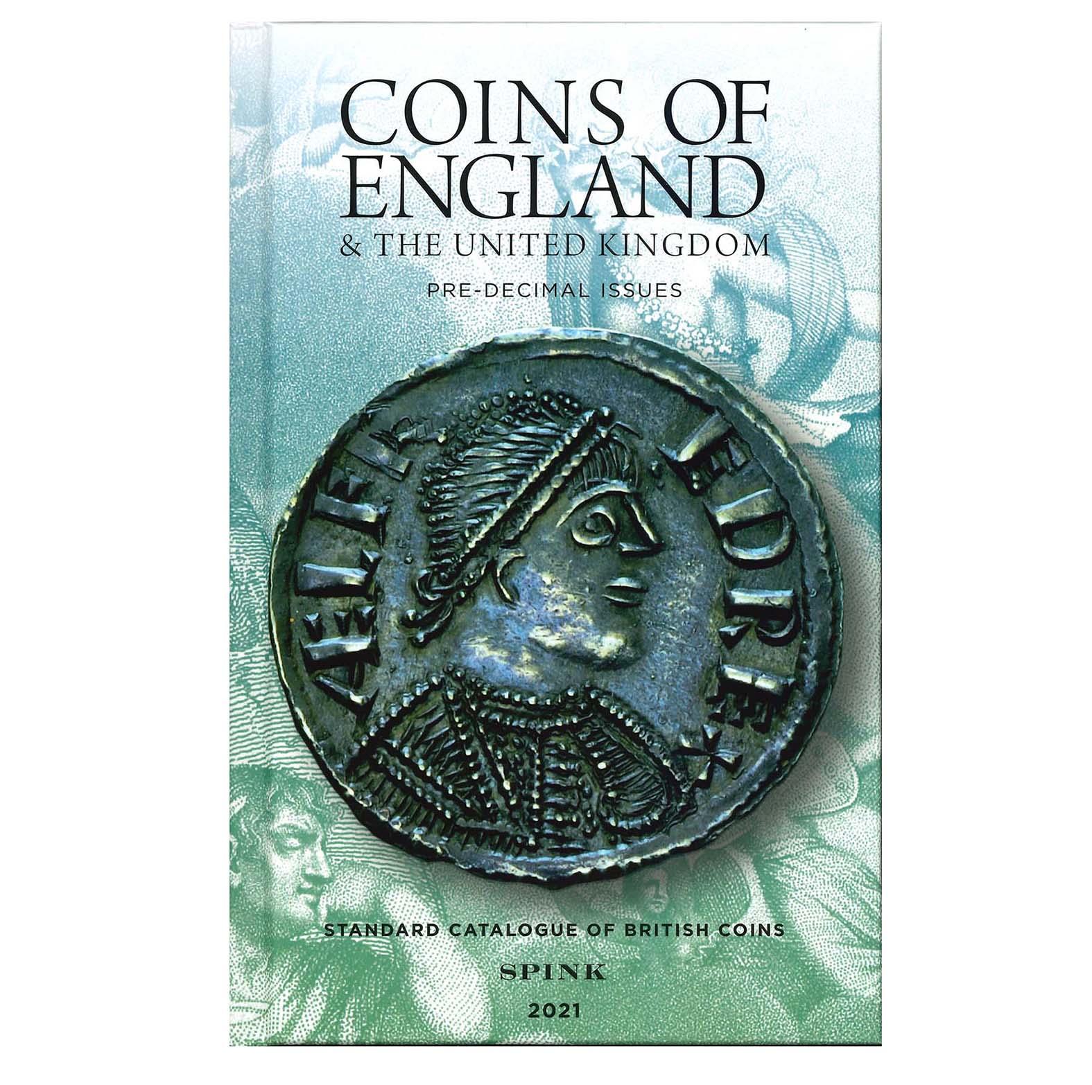 Coins of England 2021, Pre-Decimal Volume