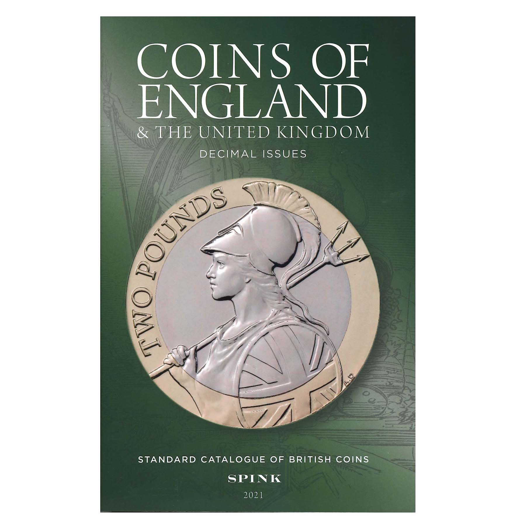 Coins of England 2021, Decimal Volume