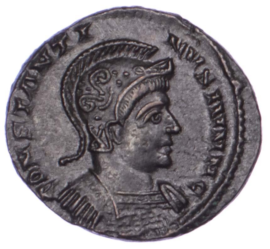 Constantine II, London Mint Follis