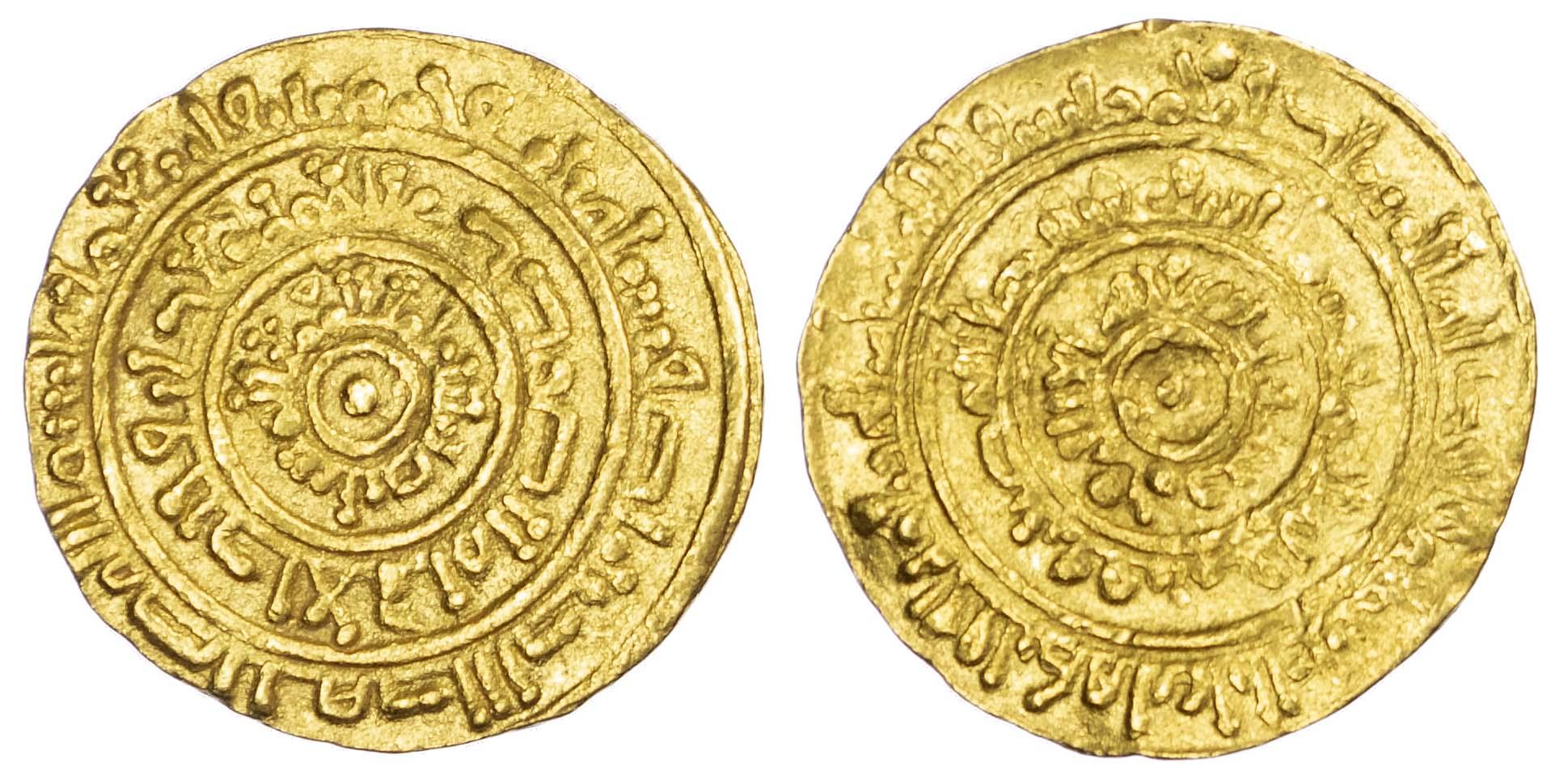 Egypt, Fatimid, Al-Mustansir (AH427-487 / 1036-1094 AD), gold Dinar
