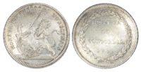 Switzerland, City of Zürich, silver Thaler, 1779