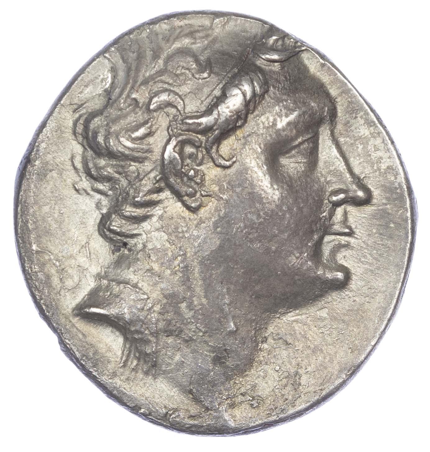 Nikomedes III Silver Tetradrachm