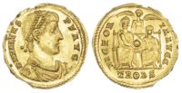Valens, Gold Solidus