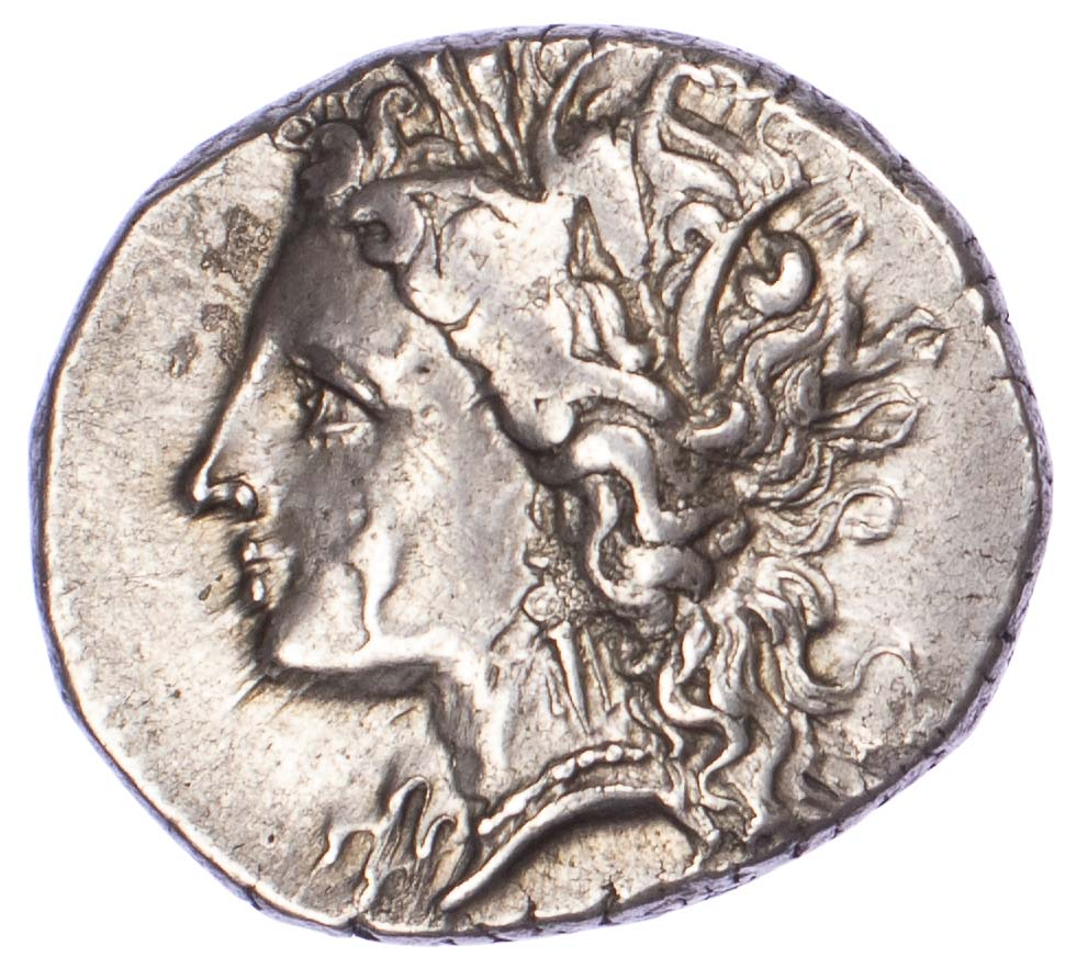 Metapontum, Silver Nomos