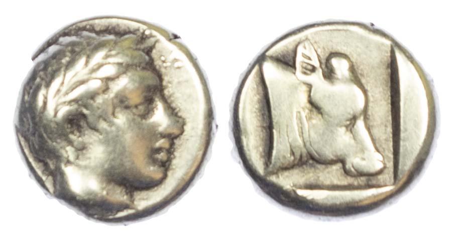 Lesbos, Electrum Hekte
