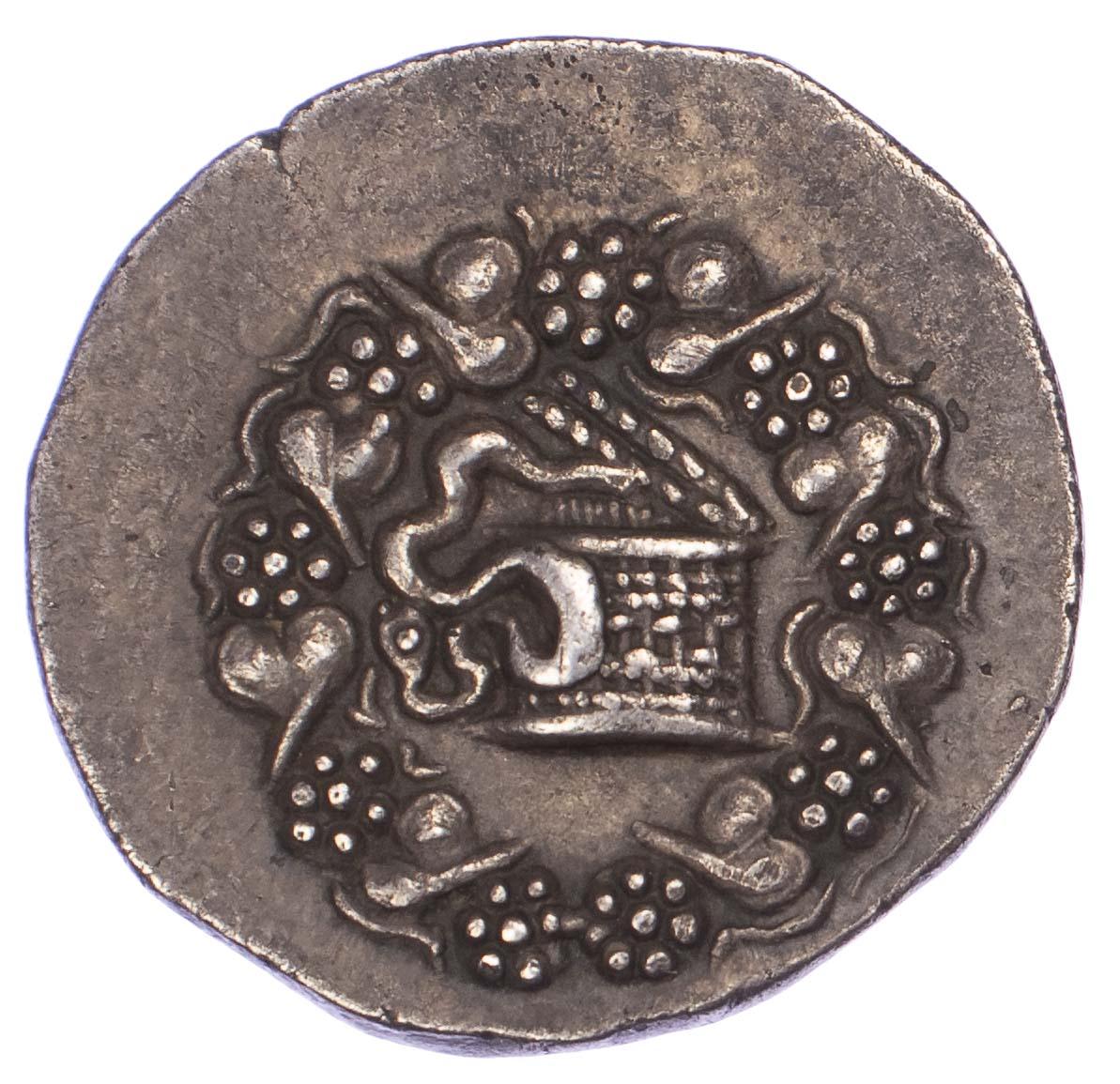 Pergamon, Silver Tetradrachm