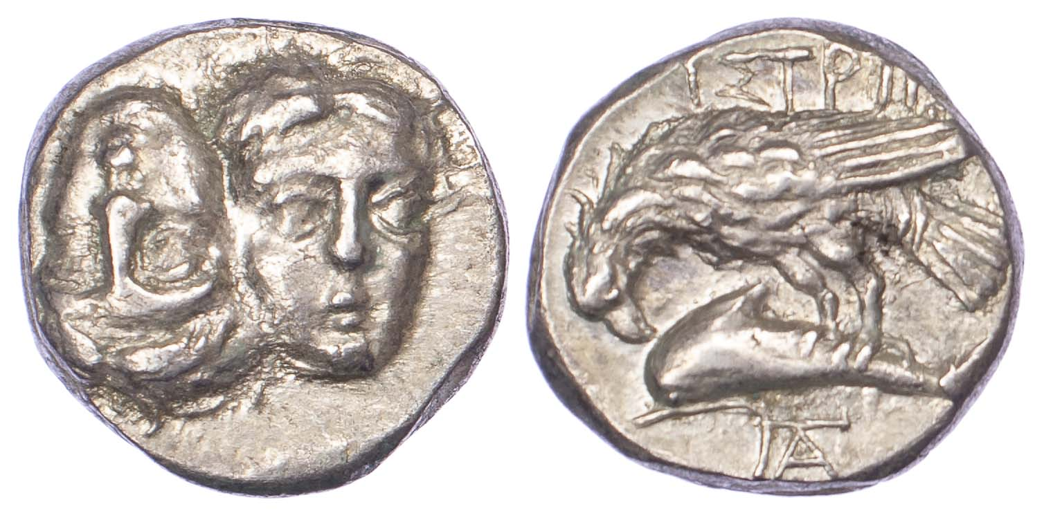 Istros, Silver Stater