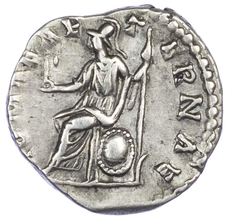 Clodius Albinus, Silver Denarius