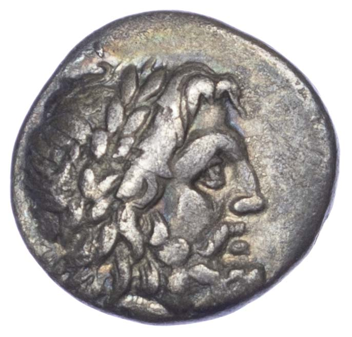 Olympia, Silver Hemidrachm