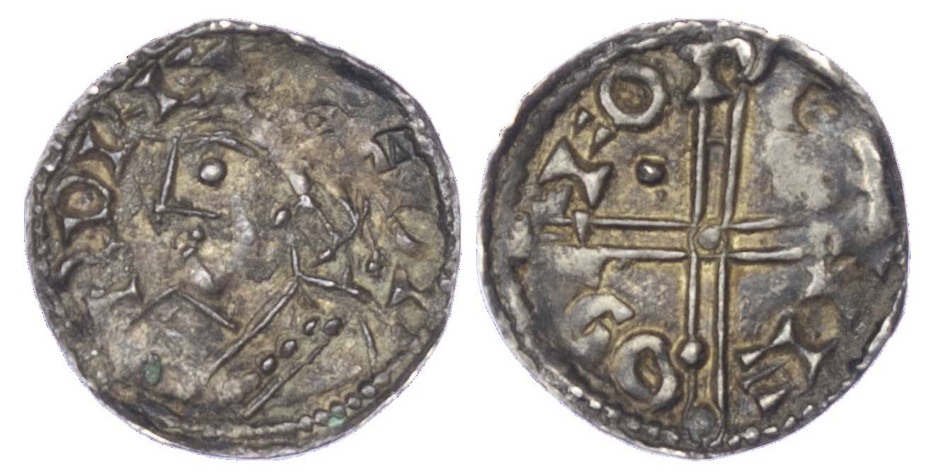 Edward the Confessor (1042-1066), Penny, Small Flan, Stamford