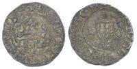 Portugal, João I 'o Bom' (the Good) (1385-1433), billon ½ Real Atipico