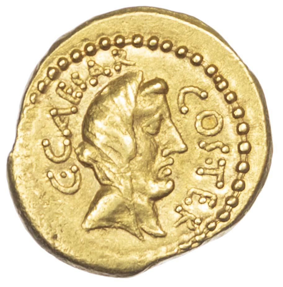 Julius Caesar Gold Aureus