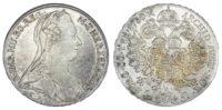 Austria, Maria Theresia, silver Taler, 1780