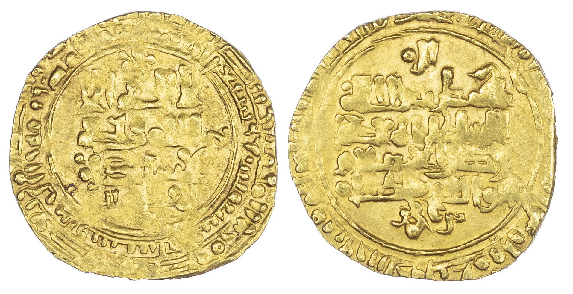 Great Seljuq, Malikshah I (AH465-485 / 1072-1092 AD), gold Dinar, AH479