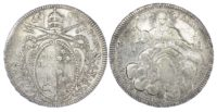 Italy, Papal States, Pius VII (1800-23 AD), silver Scudo, 1800