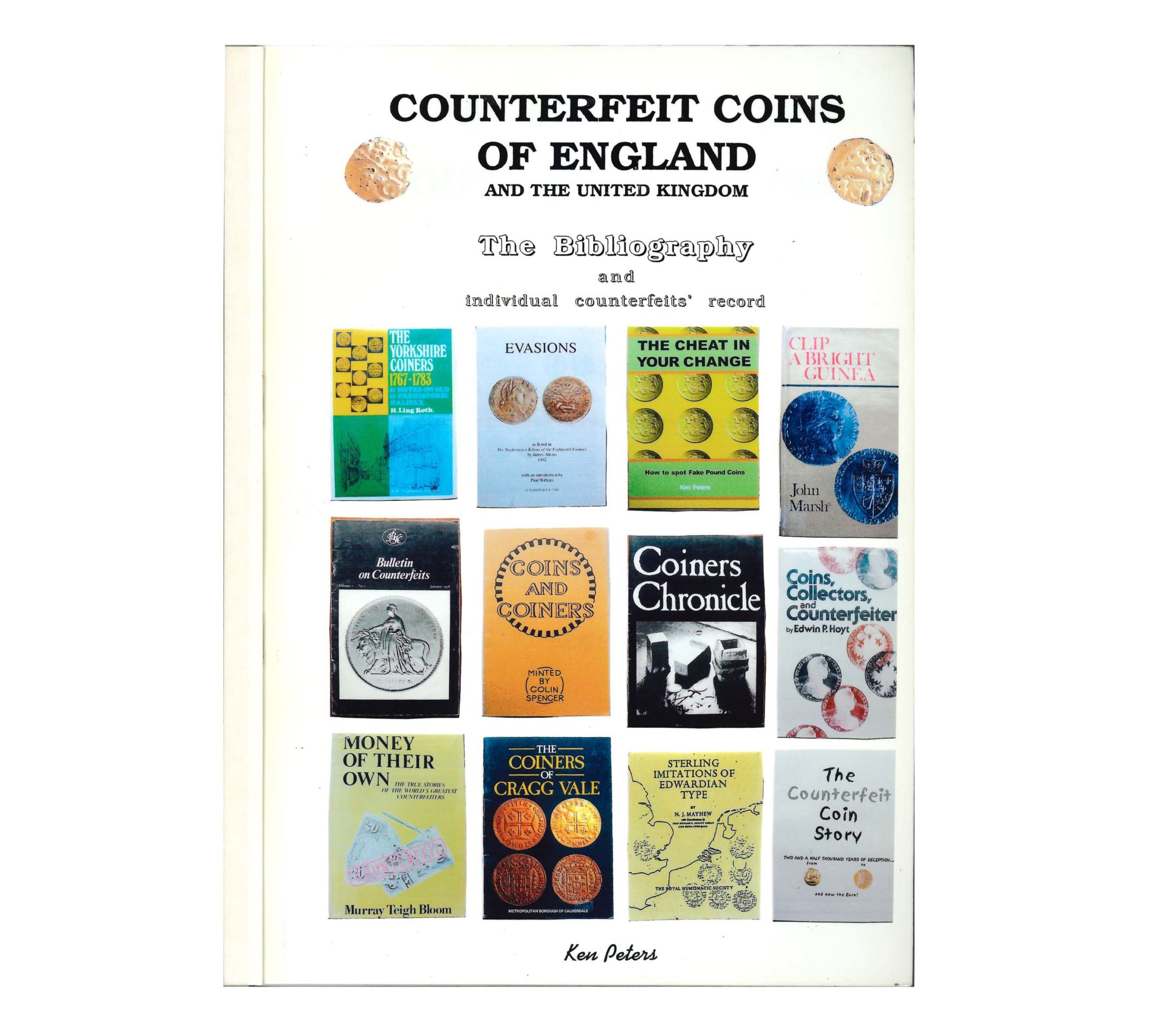 Counterfeit Coins of England and the United Kingdom