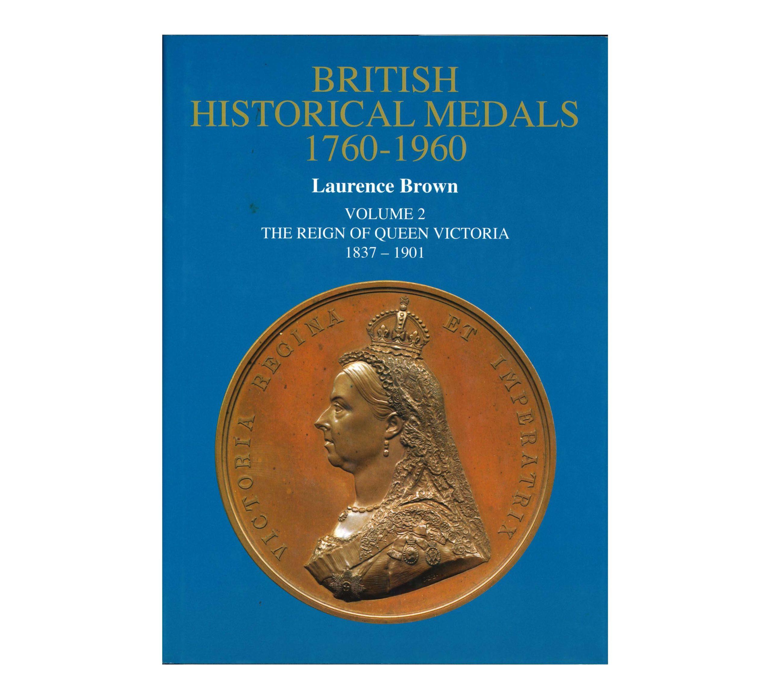 British Historical Medals 1760-1960