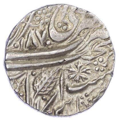 India, Sikh Empire, Ranjit Singh (VS 1858-1896 / 1801-1839 AD), silver Rupee