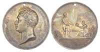 George IV, Visit to Scotland 1822, AR medal