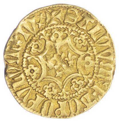 James I (1406-1437), Half-Demy, type II, Edinburgh mint