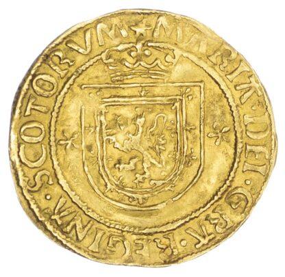 Mary (1542-67), Abbey Crown (Écu), first period (1542-58)