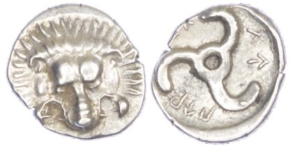 Dynasts of Lycia, Perikles, Silver 1/3 Stater