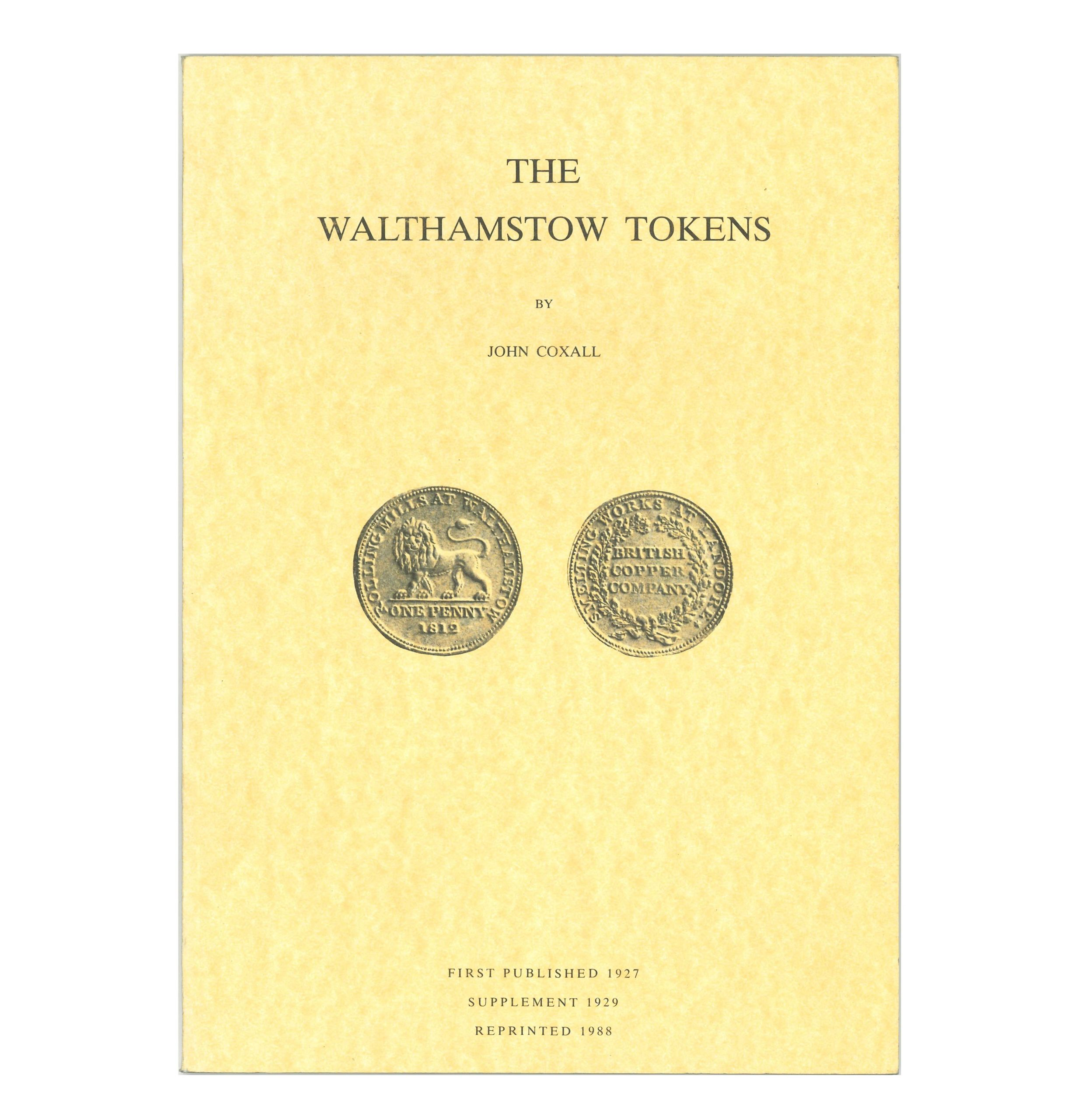 The Walthamstow Tokens