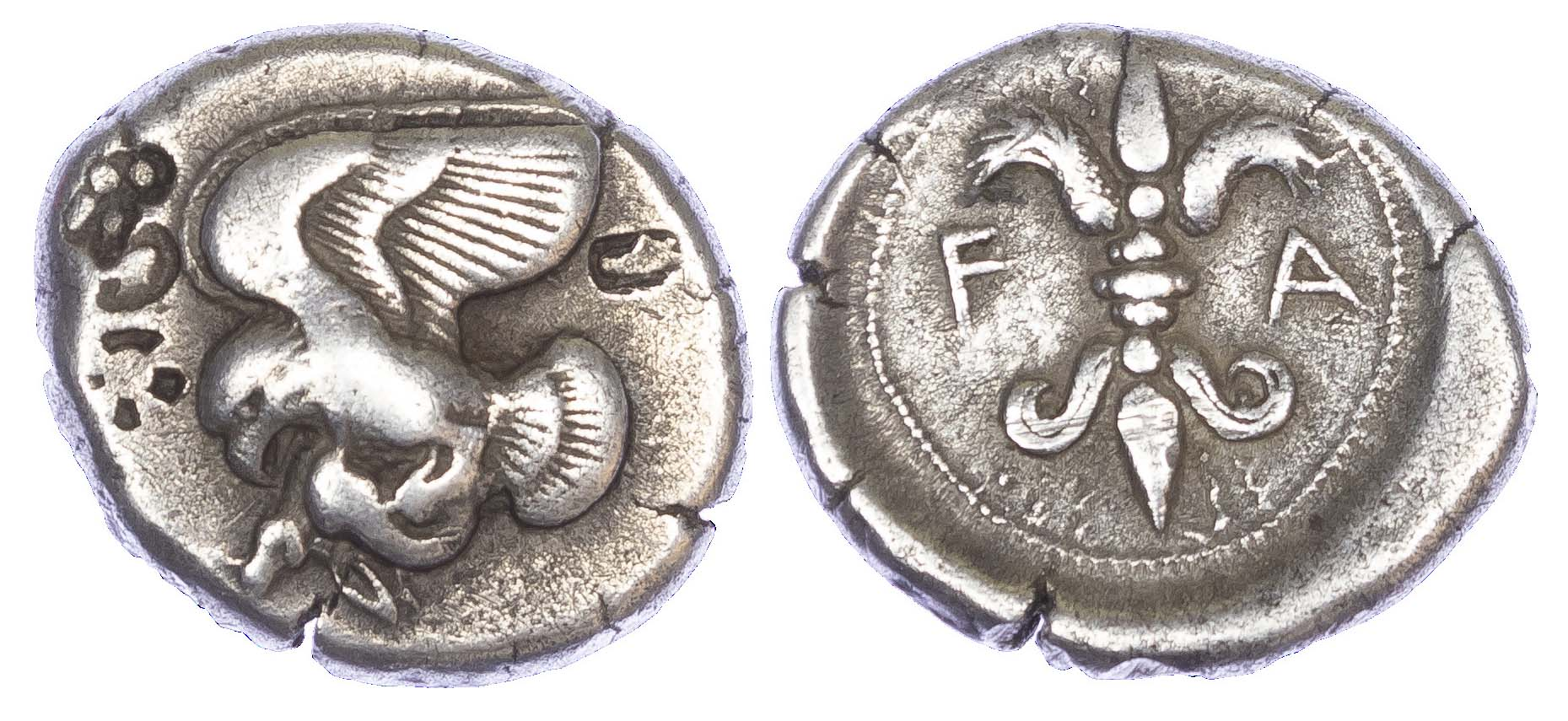 Olympia, Silver Stater