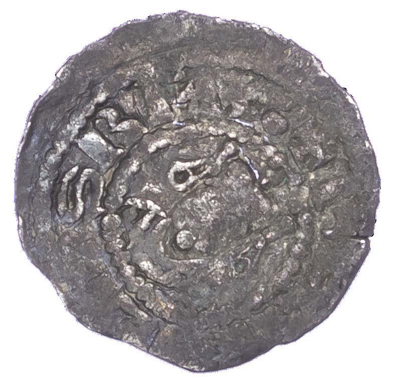Henry I (1100-35), Penny, Facing bust/Cross fleury type (c.1117), Southwark