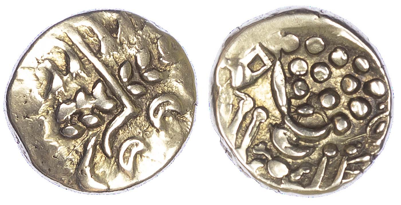 Celtic Britain, Gold Stater