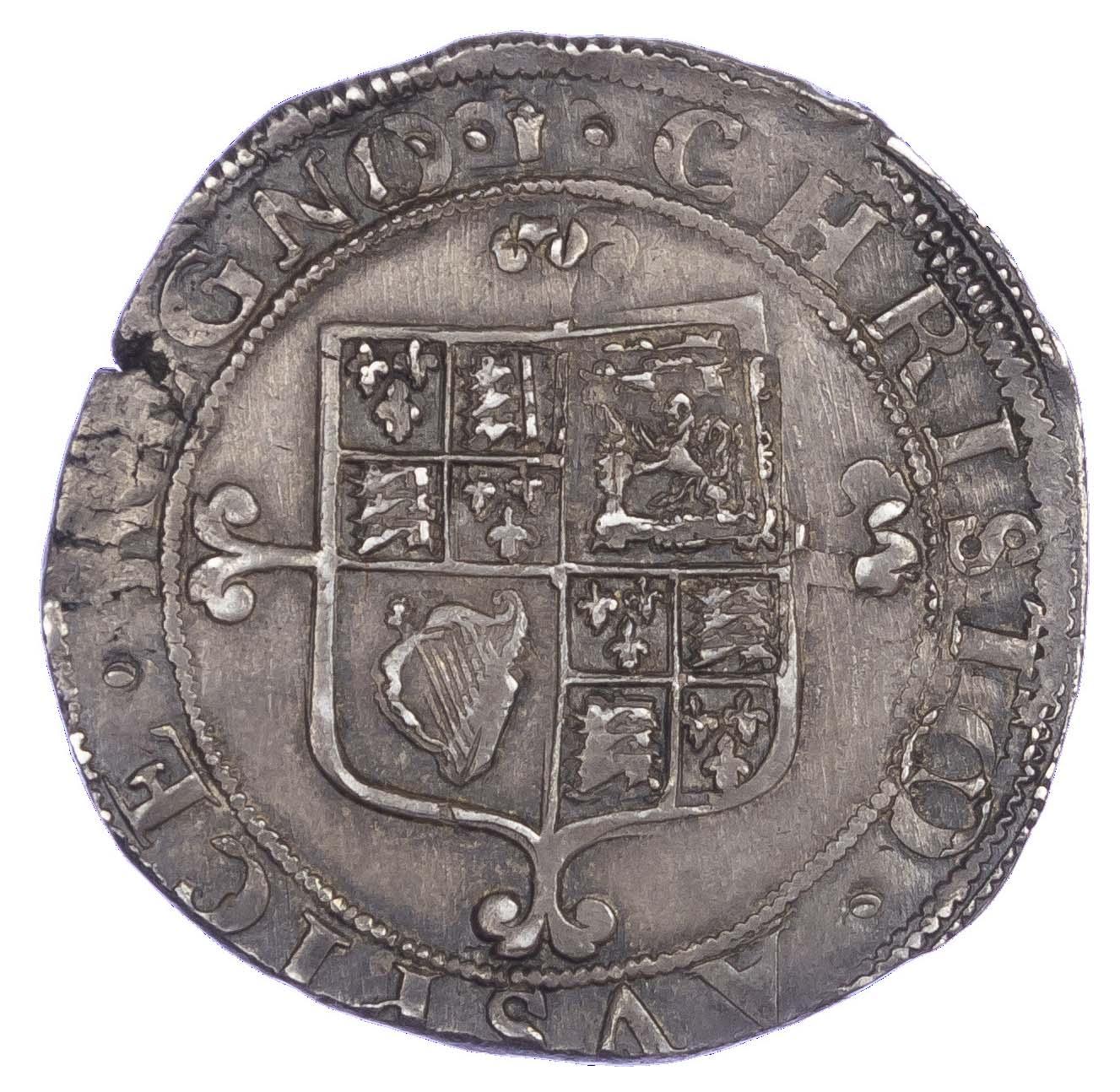 Charles II (1660-85), Halfcrown, third hammered issue