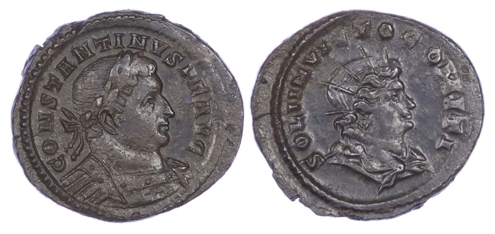 Constantine, Follis