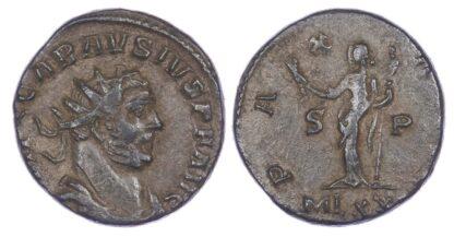 Carausius, Antoninianus
