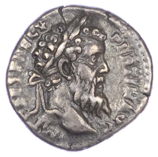 Pertinax, Silver Denarius