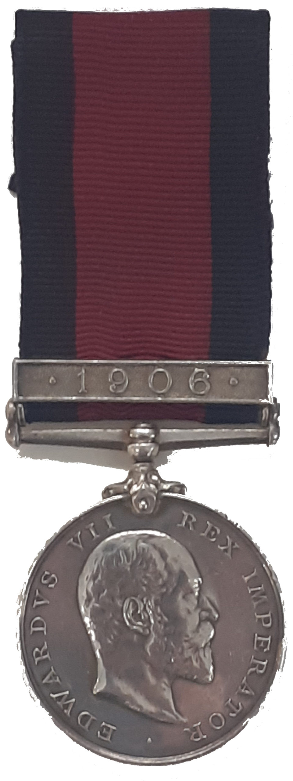 Natal Rebellion Medal, one clasp 1906, to Private A. Jordan