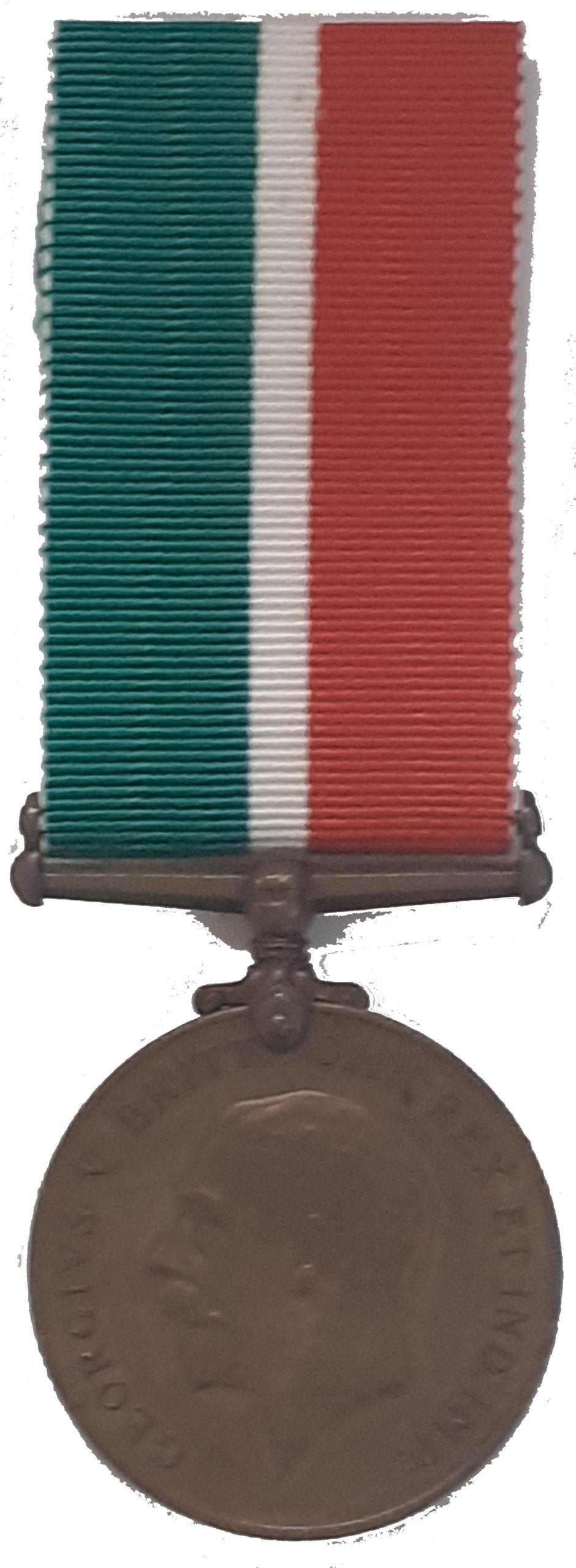 Mercantile Marine War Medal, 1914-1918, (Charles Appleford)