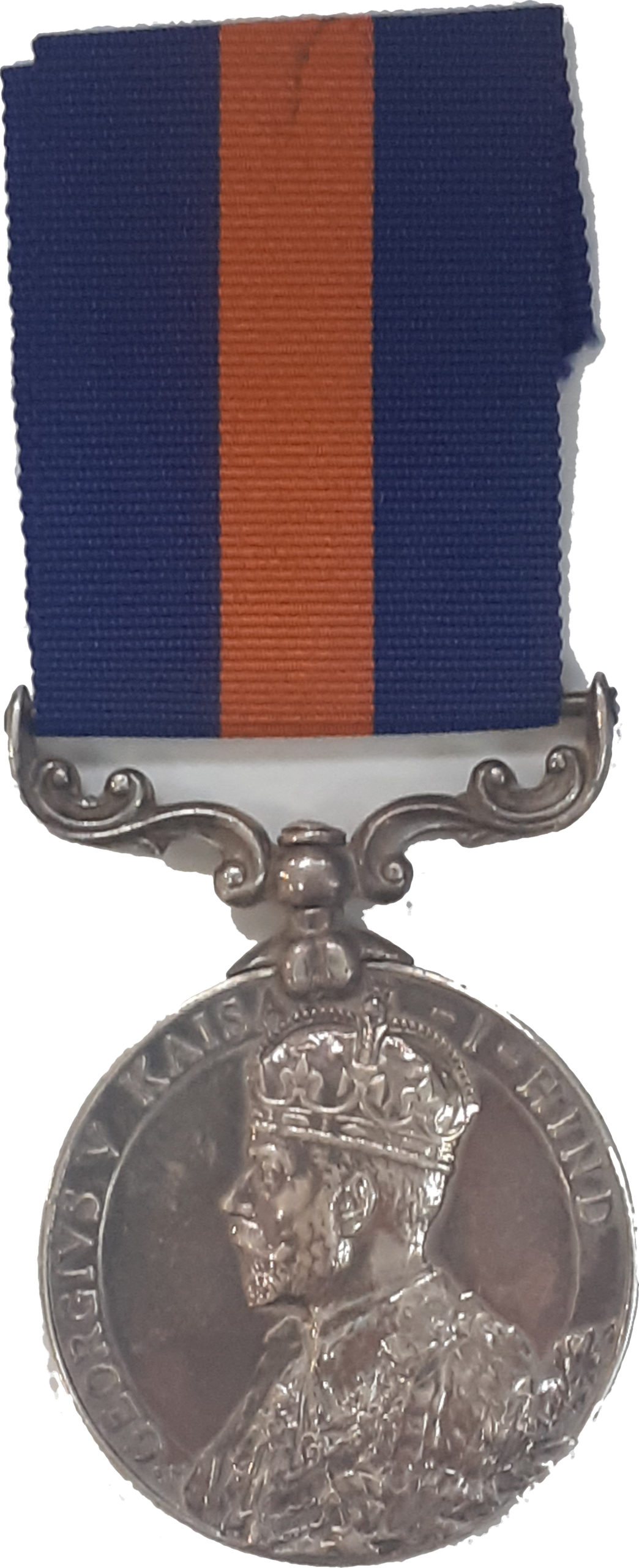 An Egypt Theatre Indian Distinguished Service Medal to Daffadar Fateh Khan